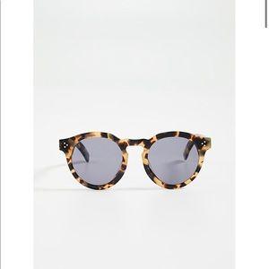 Illesteva Leonard II tortoise sunglasses